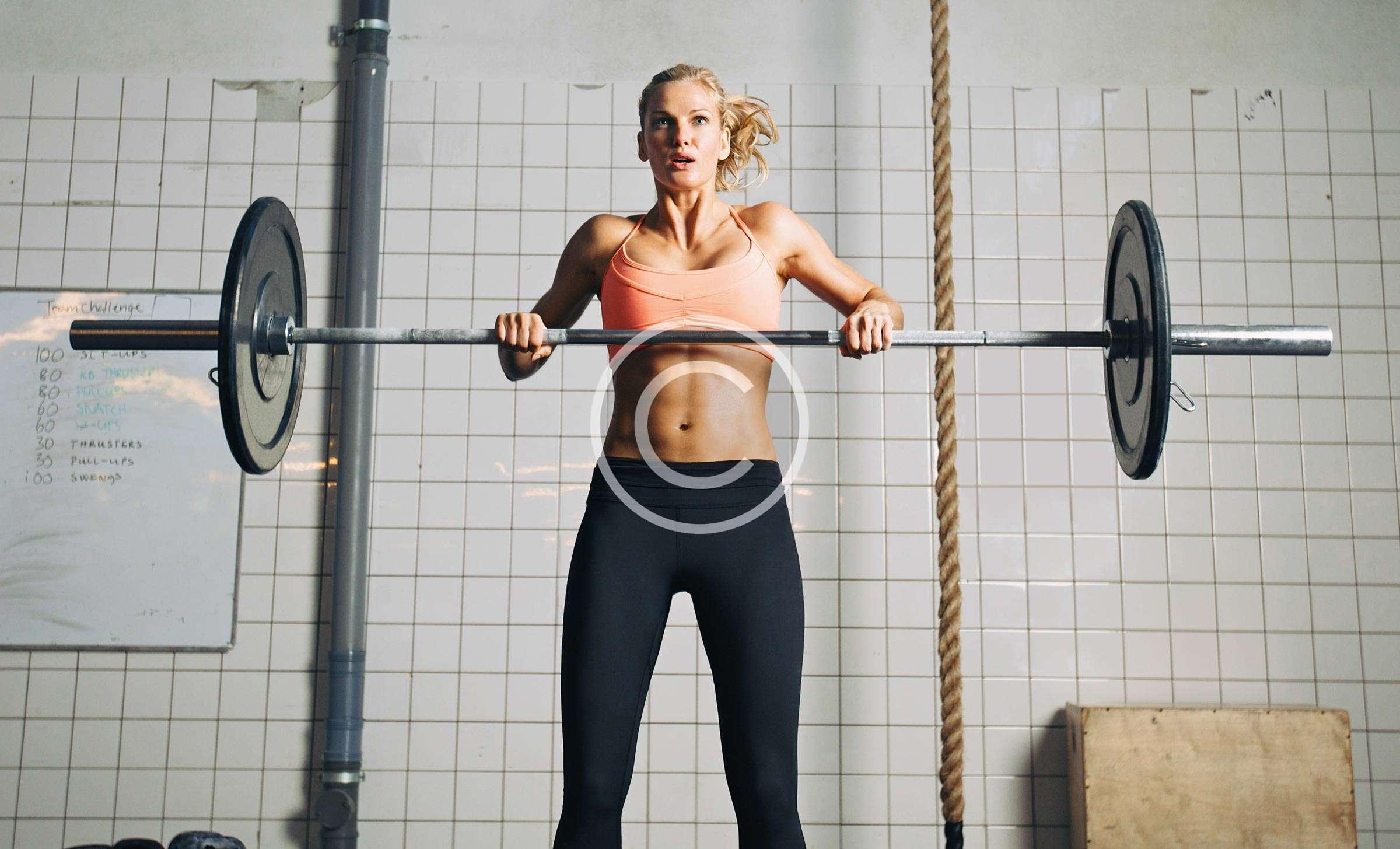 Front Squat Versus Back Squat - CrossFit Caserne Saive