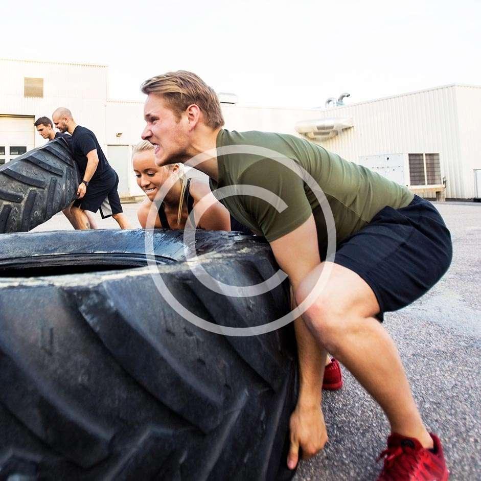 The 4-Week Weightlifting Program - CrossFit Caserne Saive