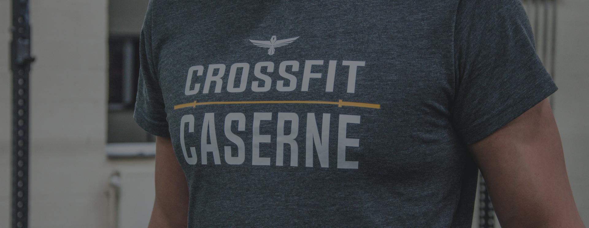 CrossFit Caserne - Votre Box de CrossFit à Saive - Liège