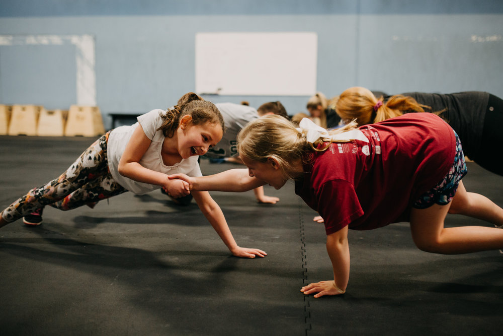 CrossFit Kids - CrossFit Caserne Saive